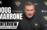 Doug Marrone talks Gardner Minshew, CJ Henderson, James Robinson & Jags Win vs. Colts (Week 1 Post-Game)