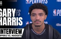 Gary Harris Reacts to Doubters After Denver Nuggets Series Win vs. Clippers & Lakers Series