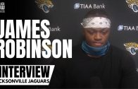 James Robinson Reacts to His Fantasy Football Status, Making His NFL Debut & Jags Win vs. Colts