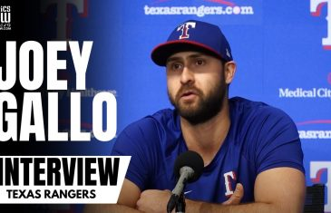 "Joey Gallo Details His Experience Being in Trade Rumors: ""It Was Tough to Sleep That Night"""