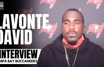 Lavonte David Reacts to Tampa Bay's Loss to New Orleans & Why Drew Brees Was Succesful