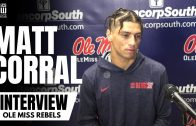 "Ole Miss QB Matt Corral Tells Media that the ""Sky Is The Limit"" For Rebels Offense"