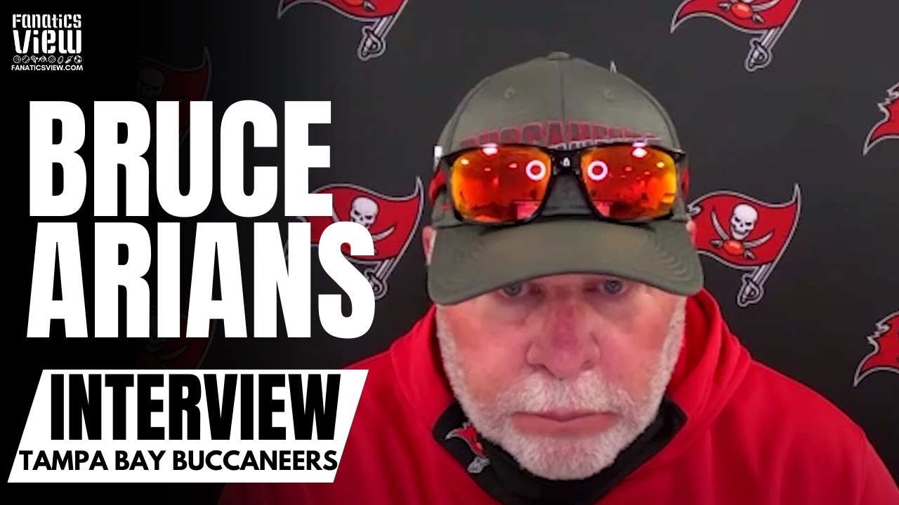 Bruce Arians Reacts to Buccaneers Win vs. Denver, Tom Brady