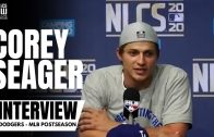 """Corey Seager on Dodgers moving to World Series: """"This Team Never Quit"""""""