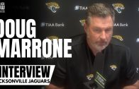 Doug Marrone Talks Jaguars Player/Injury Updates, The Affects of the Pandemic & Team Development