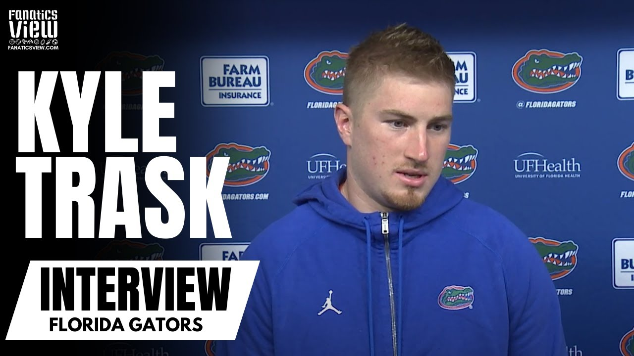 Florida QB Kyle Trask Voices Point of Emphasis:
