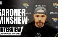 Gardner Minshew Reacts to Jaguars Loss vs. Houston Texans & Offensive Struggles