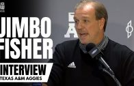 Jimbo Fisher Details Texas A&M's Win Over Florida