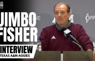 Jimbo Fisher Evaluates Texas A&M Pros and Cons, Talks Florida & Alabama Efforts