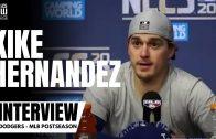 "Kike Hernandez says Dodgers overcoming 3-1 deficit was ""Special"""