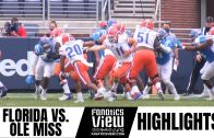 Kyle Pitts 4 Touchdowns Lead Gators Over Rebels – Florida Gators vs. Ole Miss Rebels Game Highlights