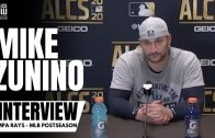 "Mike Zunino on Rays making World Series: ""This Is Beyond My Wildest Dreams"""