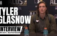 Tyler Glasnow Discusses Tampa's Bounce Back With a Historic 18 Strikeouts vs. New York Yankees