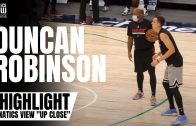 """Duncan Robinson Shows Off Explosive 3-Point Shot in On-Court Workout 