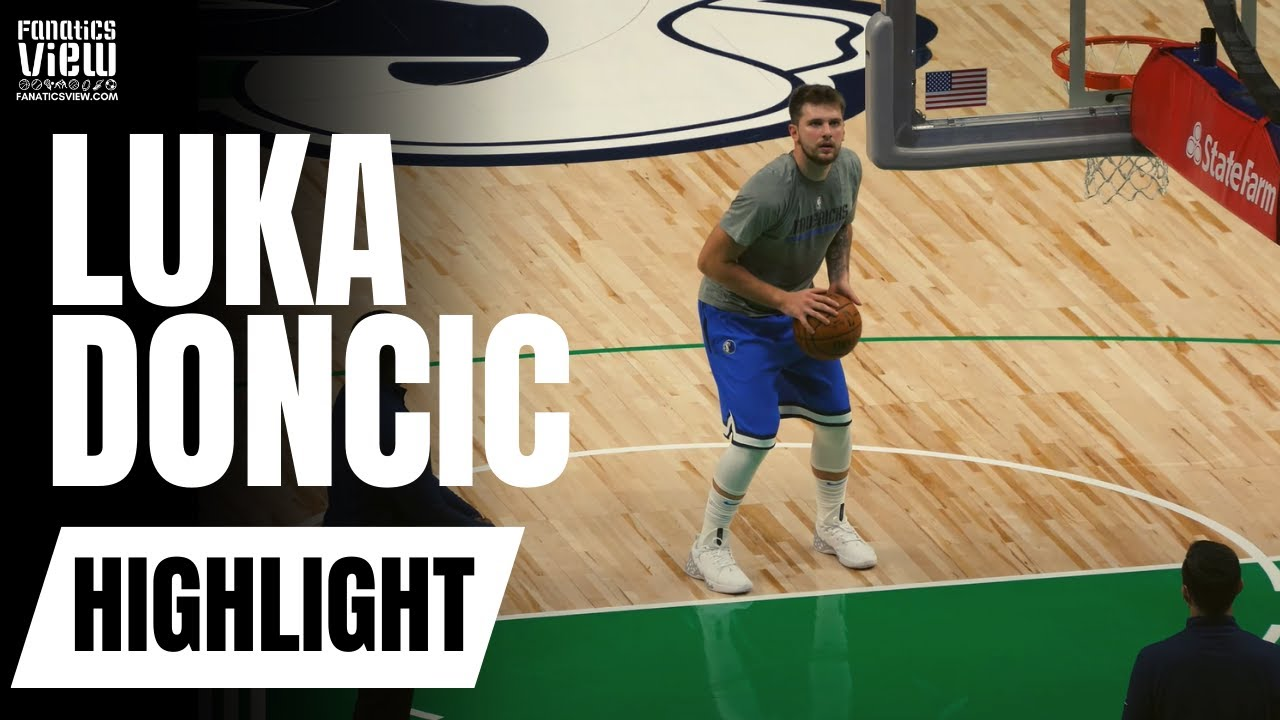 Luka Doncic Works Out for Over 30 Minutes After Dallas Mavericks Blowout Loss vs. Charlotte Hornets