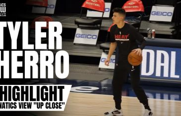"Tyler Herro Shows Off Impressive 3-Point Shot & Handle in On-Court Workout | ""Up Close"""