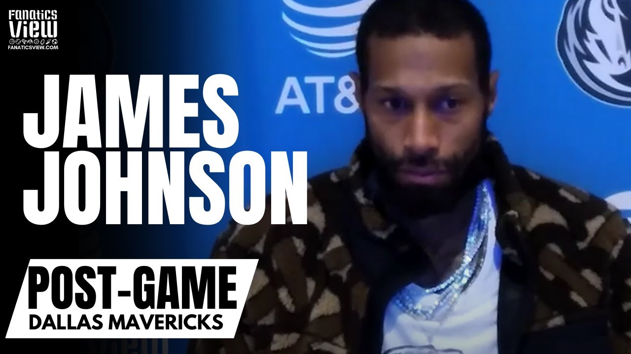 James Johnson Reacts to Dallas Mavs Struggles: