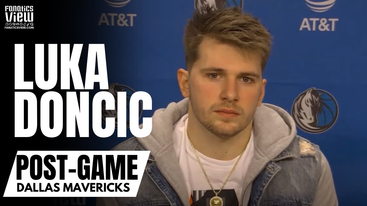 Luka Doncic Reacts to Dallas Mavs Loss vs. Denver Nuggets & Improving Mavs Defense: