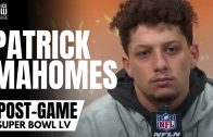 Patrick Mahomes Reacts to Chiefs Losing Super Bowl LV, Andy Reid Situation & Tom Brady