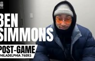 Ben Simmons Details Tobias Harris Impact on 76ers & Reacts to Playing Center Position