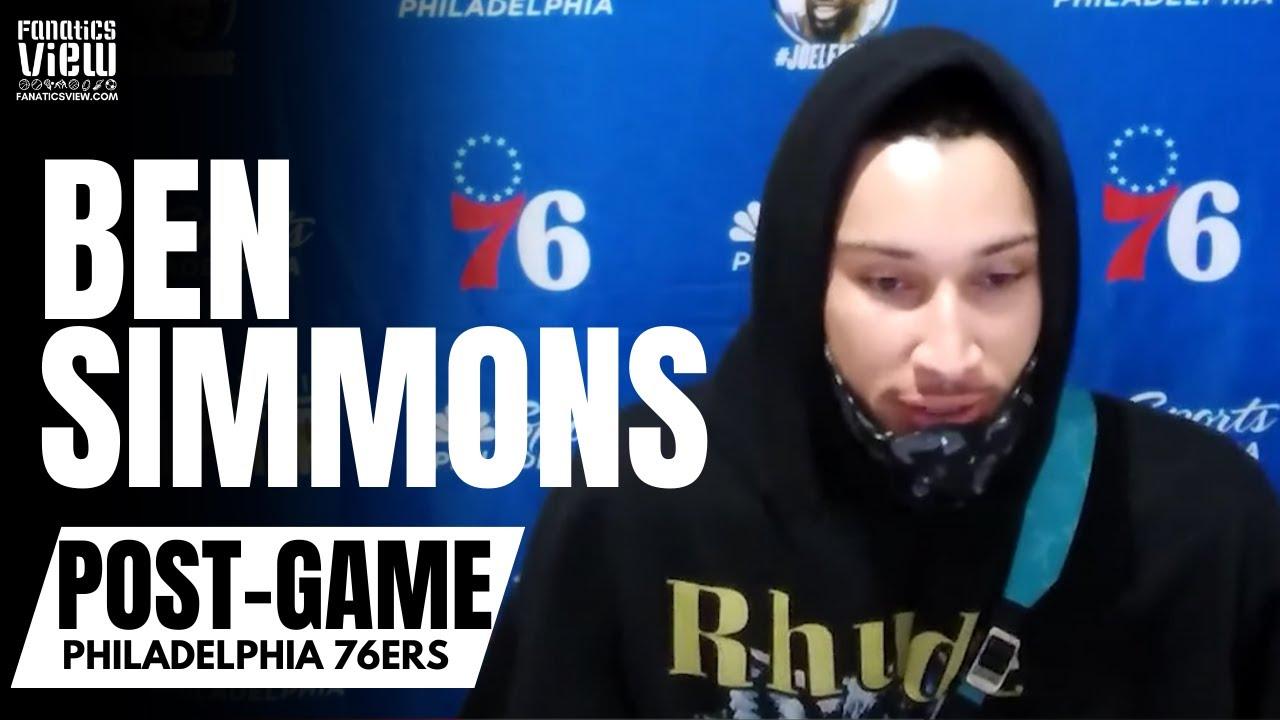 Ben Simmons Reveals