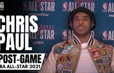 """Chris Paul on NBA All-Star 2021: """"Shout Out My Brother Kobe Bryant, I Only Know One Way to Play"""""""