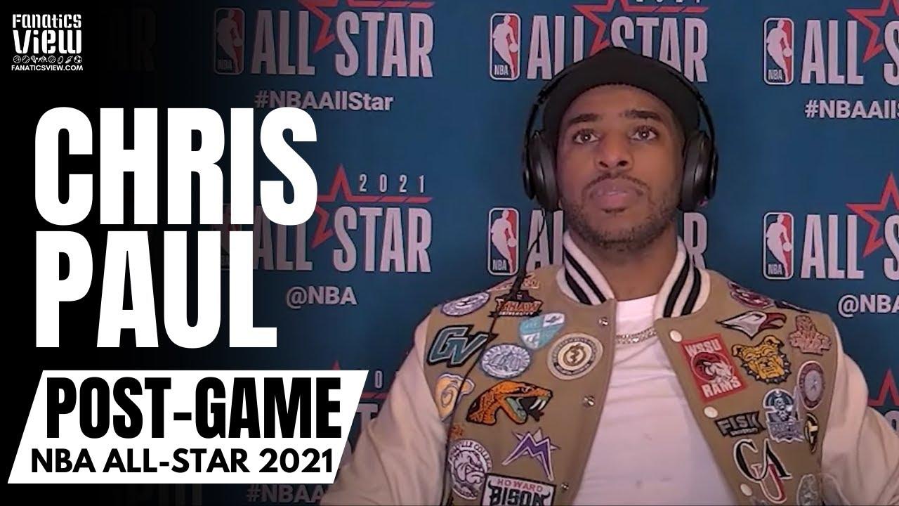 Chris Paul on NBA All-Star 2021: