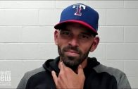 Chris Woodward Reacts to Texas Rangers Allowing Full Capacity 40,000+ Fans for Opening Day