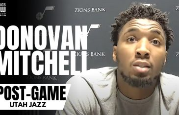 """Donovan Mitchell Sounds Off on NBA Officials After Ejection vs. 76ers: """"Getting F****** Ridiculous"""""""