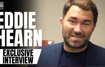 "Eddie Hearn Reacts to the Passing of Marvin Hagler: ""It's A Very Sad Loss for Boxing"""