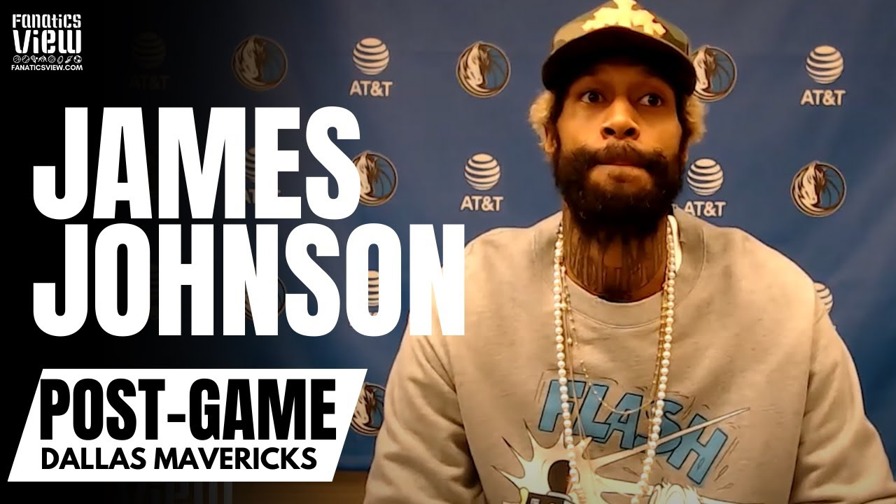 James Johnson on Luka Donic Growing as a Leader &