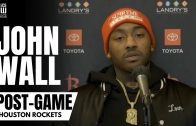 John Wall Reacts to Returning to Washington D.C. for First Time Since Being Traded to Houston