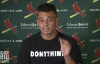 """Jordan Hicks talks Facing Live Hitters Again & """"2021 Is Going to Be a Good Season for the Cardinals"""""""