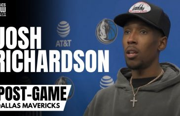 """Josh Richardson on Luka Doncic vs. Steph Curry Battle: """"Steph Is One of the Best Shooters Ever"""""""