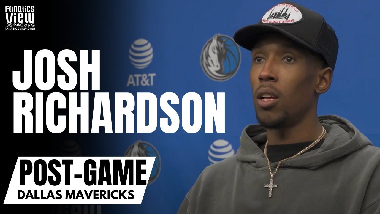 Josh Richardson on Luka Doncic vs. Steph Curry Battle: