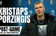 """Kristaps Porzingis on Potential With Luka Doncic: """"You Could See in the Bubble, The First Glimpse"""""""