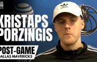 Kristaps Porzingis Reveals Conversation He Had With Rick Carlisle About Managing His Minutes