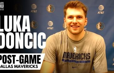 Luka Doncic on His Rookie Cards Selling for Over $50,000 & Playing Friend Goran Dragic