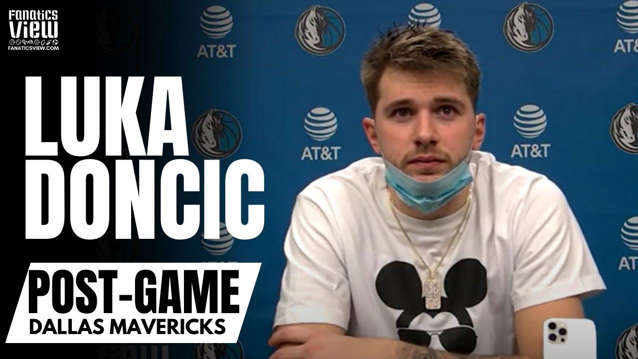 Luka Doncic Reacts to Mavs Tough Losses vs. Suns: