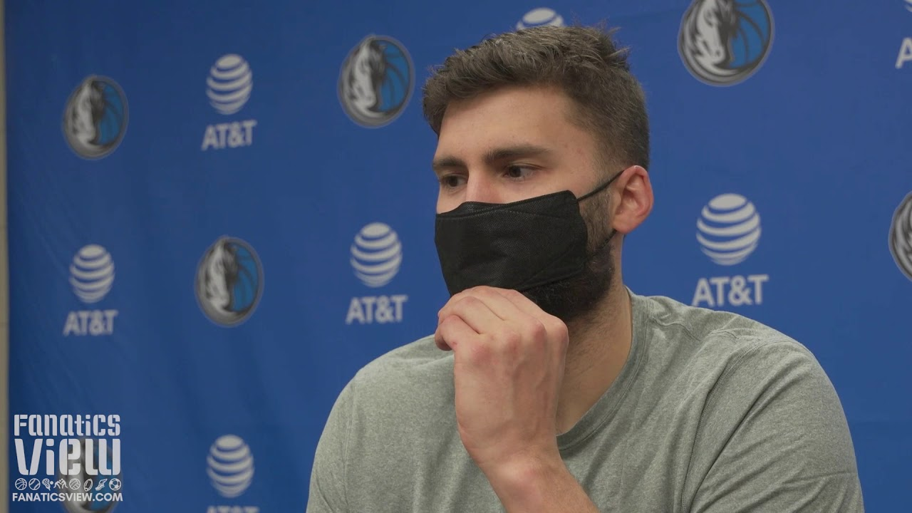 Maxi Kleber Reacts to Stephen Curry vs. Luka Doncic Battle in Dallas & Recovering from Quarantine