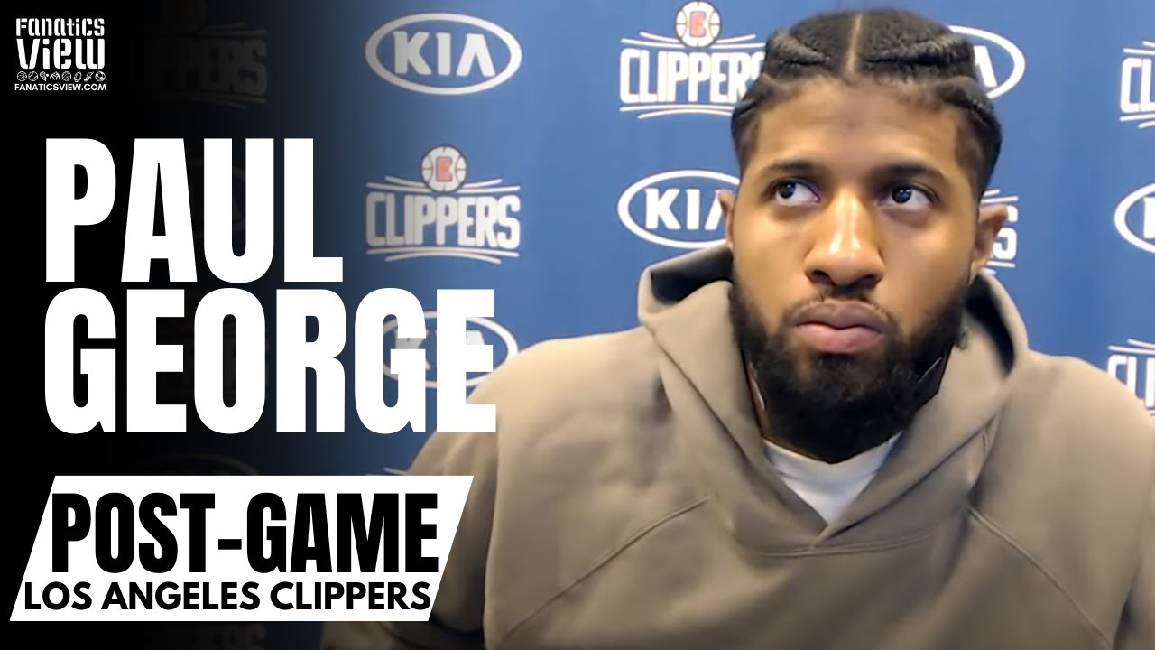 Paul George talks Strategy vs. Luka Doncic,
