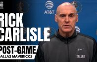"""Rick Carlisle on Luka Doncic: """"Sometimes You Run Out of Adjectives to Describe How Good He Is"""""""