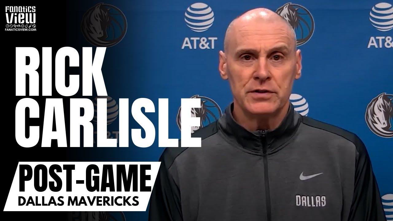 Rick Carlisle on Luka Doncic: