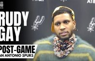 "Rudy Gay on LaMarcus Aldridge & San Antonio Spurs Parting Ways: ""You Can't Forget What He's Done"""