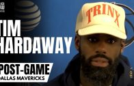 "Tim Hardaway Jr. on Mavs Overcoming Losing Streak & ""Doesn't Get Easier"" NBA"