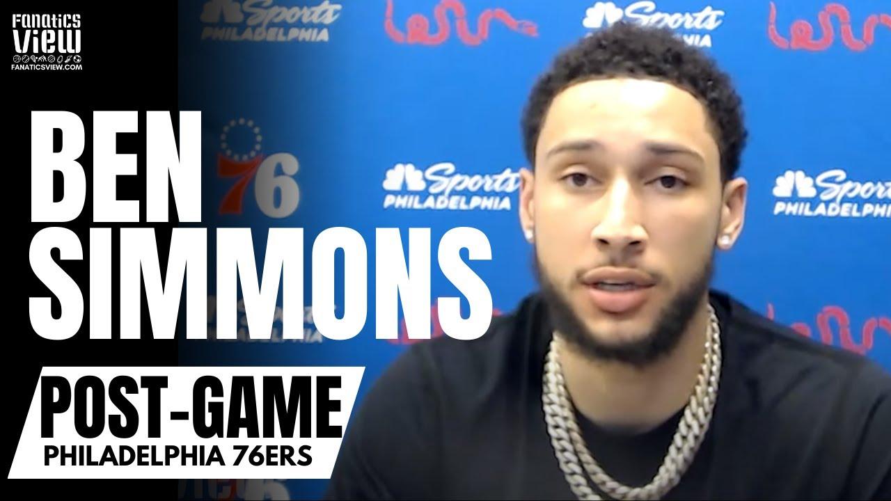 Ben Simmons Fires Shots at Brooklyn Nets:
