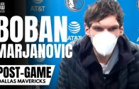 Boban Marjanovic Reacts to Kristaps Porzingis Return to Mavs & Talks Playing With Luka Doncic