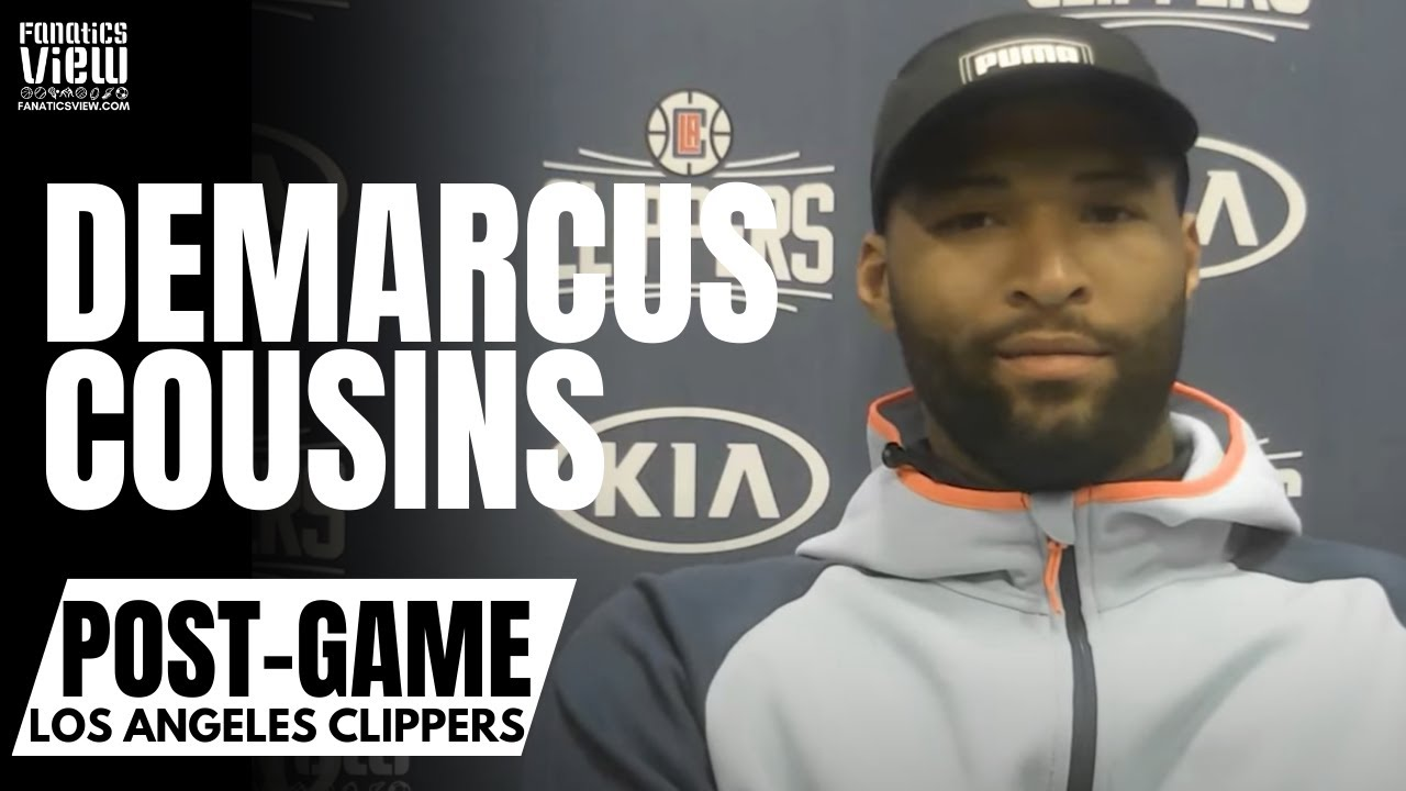 DeMarcus Cousins on Paul George Respect: