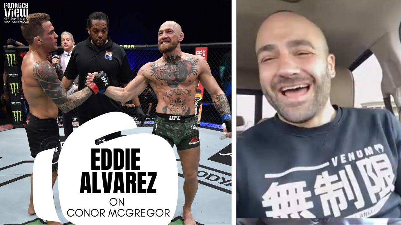 Eddie Alvarez Explains Conor McGregor Setback: