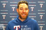 """Todd Frazier Details Why You Shouldn't Discount the Rangers Offense: """"We Got Some Bashers"""""""
